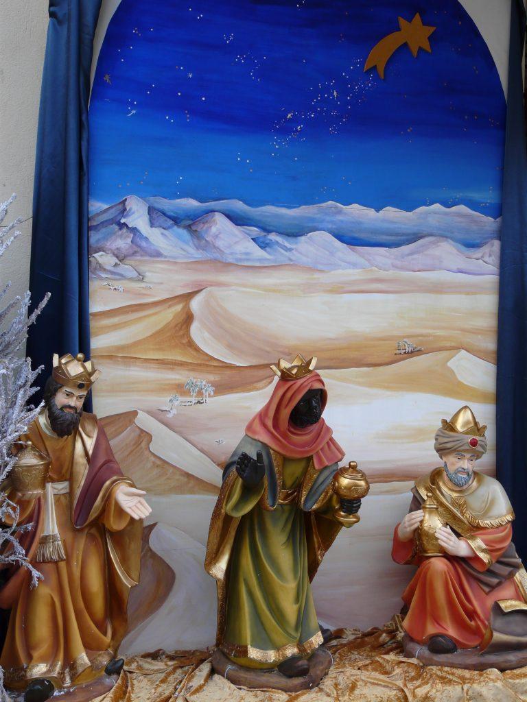 rois mages Bethléem